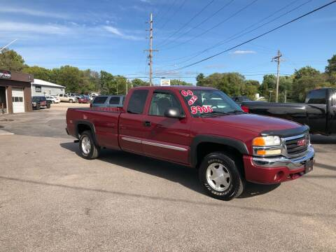 2004 GMC Sierra 1500 for sale at Bob's Imports in Clinton IL