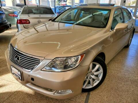2007 Lexus LS 460 for sale at Car Planet Inc. in Milwaukee WI