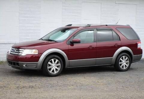2008 Ford Taurus X for sale at Kohmann Motors & Mowers in Minerva OH