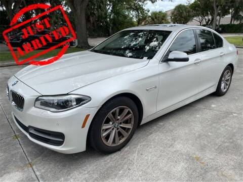 2014 BMW 5 Series for sale at Florida Fine Cars - West Palm Beach in West Palm Beach FL