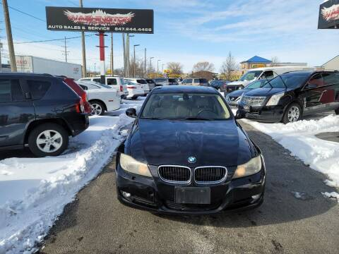 2011 BMW 3 Series for sale at Washington Auto Group in Waukegan IL