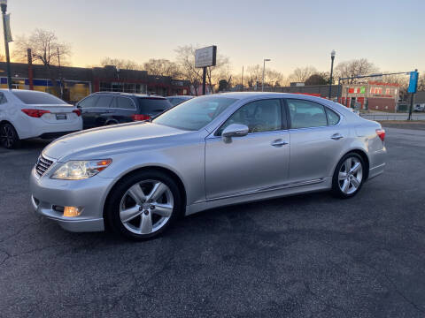 2010 Lexus LS 460 for sale at BWK of Columbia in Columbia SC