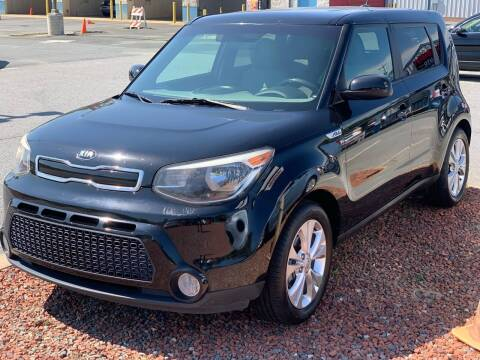 2016 Kia Soul for sale at Big Daddy's Auto in Winston-Salem NC