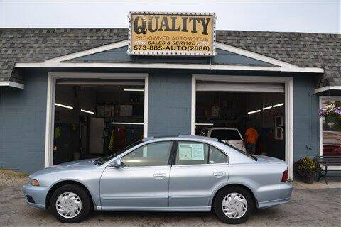 2003 Mitsubishi Galant for sale at Quality Pre-Owned Automotive in Cuba MO