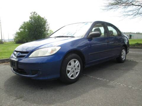 2005 Honda Civic for sale at Unique Auto Brokers in Kingsport TN