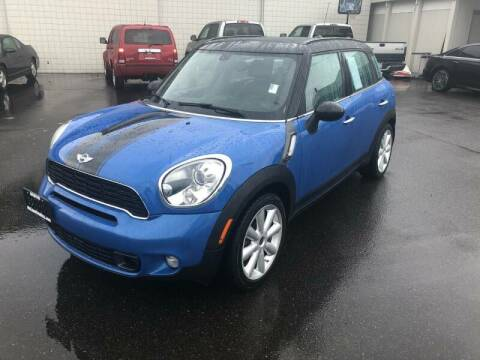 2012 MINI Cooper Countryman for sale at TacomaAutoLoans.com in Tacoma WA