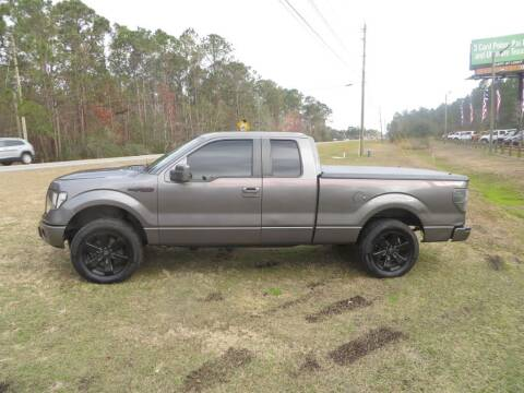 2012 Ford F-150 for sale at Ward's Motorsports in Pensacola FL