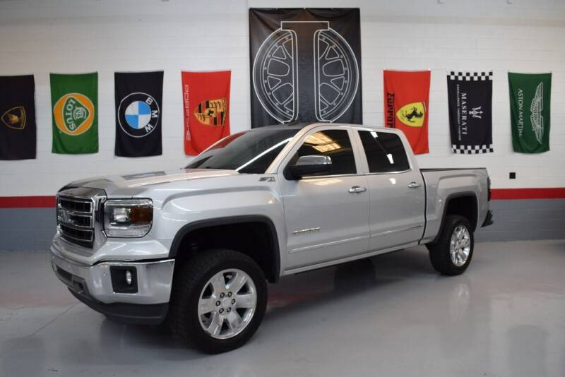 2014 GMC Sierra 1500 for sale at Iconic Auto Exchange in Concord NC
