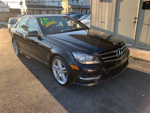 2014 Mercedes-Benz C-Class for sale at Butler Auto in Easton PA