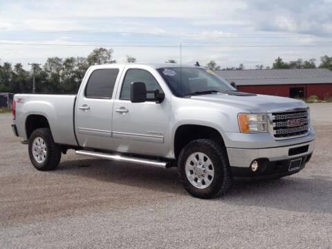 2014 GMC Sierra 2500HD for sale at Burkholder Truck Sales LLC (Versailles) in Versailles MO