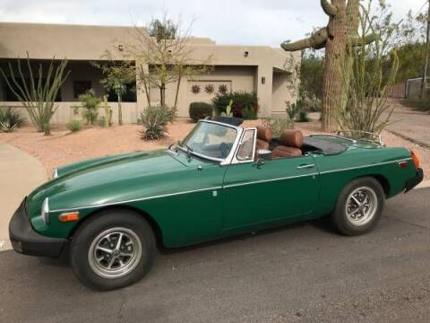 1977 MG MGB for sale at Classic Car Deals in Cadillac MI