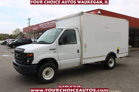 2014 Ford E-Series Chassis for sale at Your Choice Autos - Waukegan in Waukegan IL