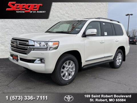 2021 Toyota Land Cruiser for sale at SEEGER TOYOTA OF ST ROBERT in St Robert MO