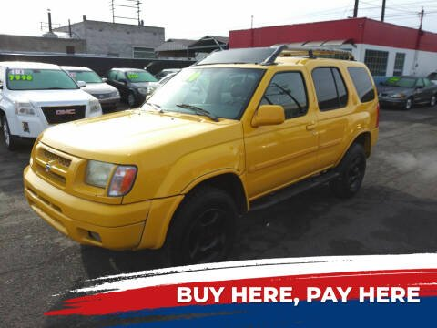 2001 Nissan Xterra for sale at Speedway Auto Sales in Yakima WA