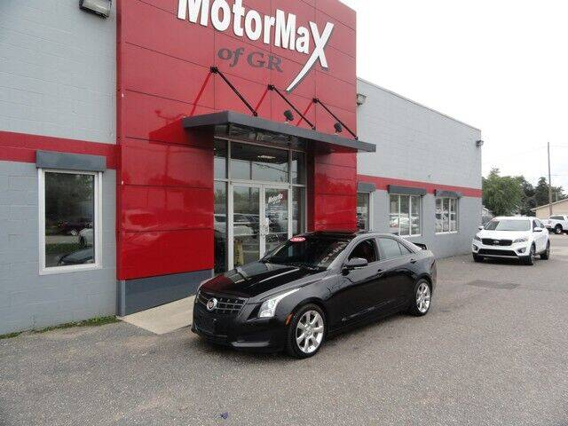 2014 Cadillac ATS for sale at MotorMax of GR in Grandville MI
