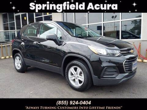 2018 Chevrolet Trax for sale at SPRINGFIELD ACURA in Springfield NJ