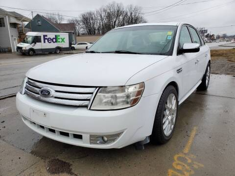 2008 Ford Taurus for sale at Affordable Auto Sales in Toledo OH