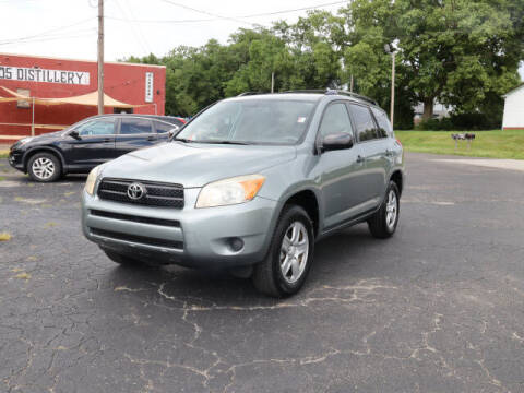 2008 Toyota RAV4 for sale at Tom Roush Budget Westfield in Westfield IN