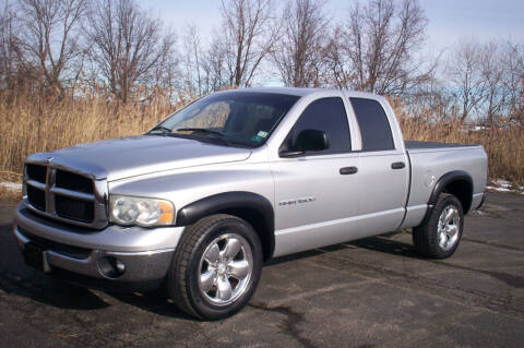 2003 Dodge Ram Pickup 1500 for sale at Action Auto Wholesale - 30521 Euclid Ave. in Willowick OH