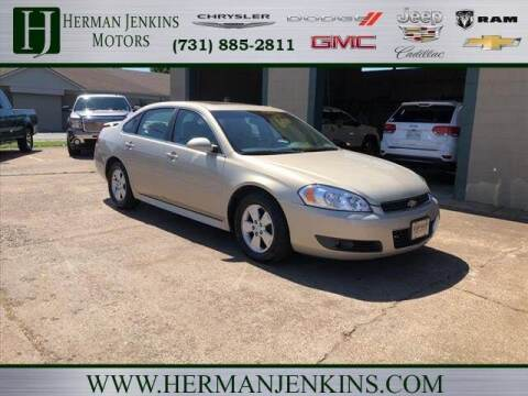 2010 Chevrolet Impala for sale at Herman Jenkins Used Cars in Union City TN