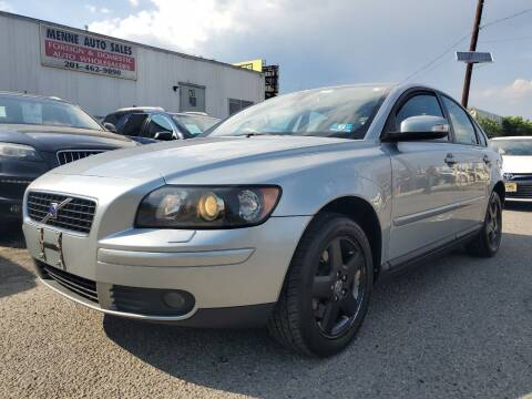 2007 Volvo S40 for sale at MENNE AUTO SALES in Hasbrouck Heights NJ