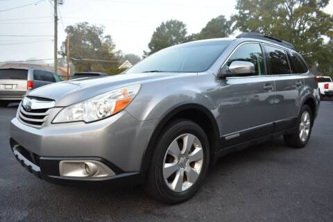 2011 Subaru Outback for sale at Apex Car & Truck Sales in Apex NC