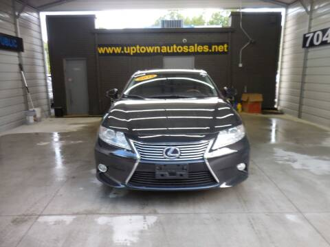 2013 Lexus ES 300h for sale at Uptown Auto Sales in Charlotte NC