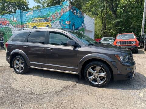 2017 Dodge Journey for sale at Showcase Motors in Pittsburgh PA