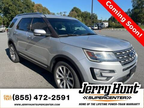 2016 Ford Explorer for sale at Jerry Hunt Supercenter in Lexington NC