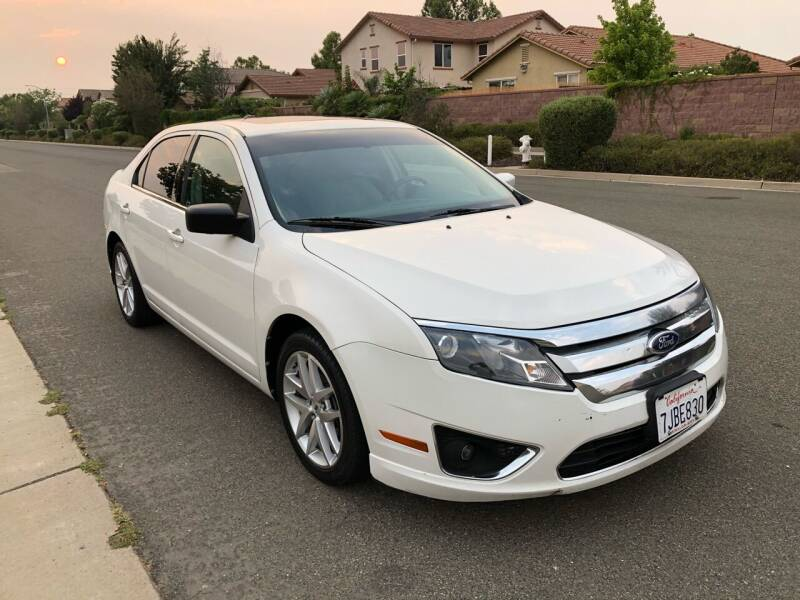 2011 Ford Fusion for sale at Exceptional Motors in Sacramento CA