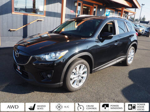 2015 Mazda CX-5 for sale at Sabeti Motors in Tacoma WA