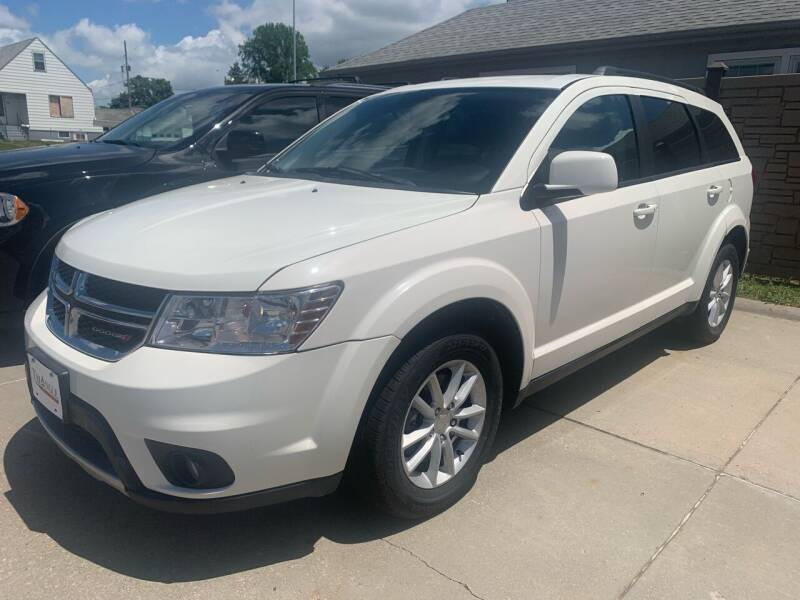 2014 Dodge Journey for sale at Triangle Auto Sales 2 in Omaha NE