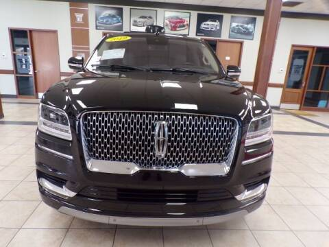 2019 Lincoln Navigator for sale at Adams Auto Group Inc. in Charlotte NC
