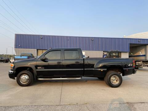 2005 GMC Sierra 3500 for sale at HATCHER MOBILE SERVICES & SALES in Omaha NE