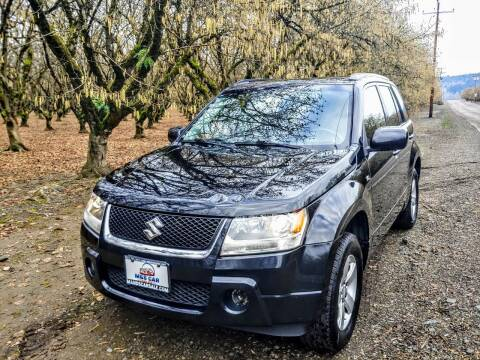 2007 Suzuki Grand Vitara for sale at M AND S CAR SALES LLC in Independence OR