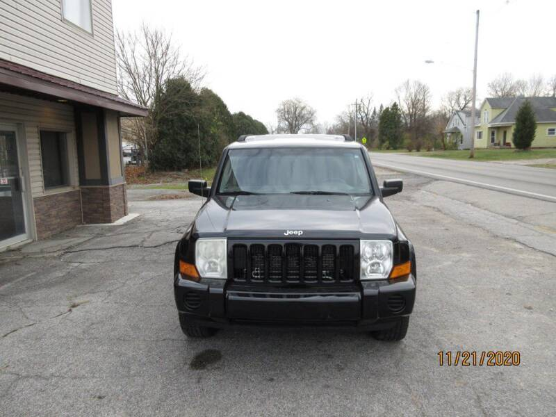 2006 Jeep Commander for sale at Settle Auto Sales TAYLOR ST. in Fort Wayne IN