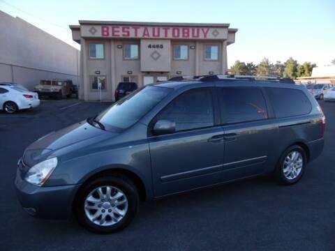 2007 Kia Sedona for sale at Best Auto Buy in Las Vegas NV