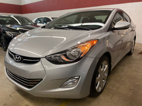 2012 Hyundai Elantra for sale at Columbus Car Warehouse in Columbus OH