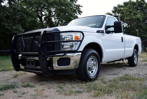 2013 Ford F-250 Super Duty for sale at BriansPlace in Lipan TX