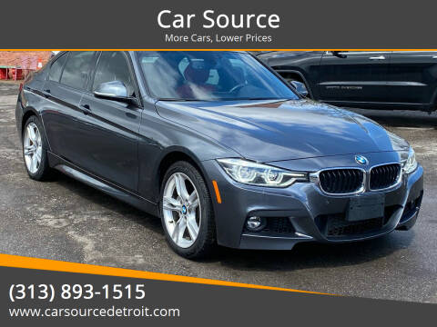 2017 BMW 3 Series for sale at Car Source in Detroit MI