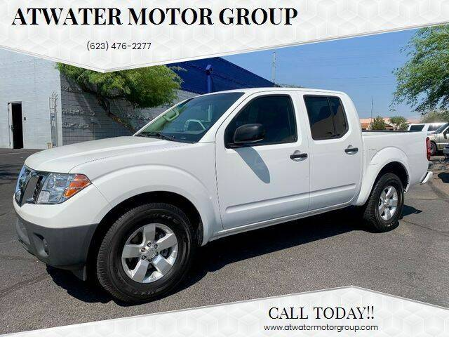 2018 Nissan Frontier for sale at Atwater Motor Group in Phoenix AZ