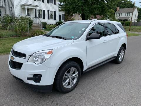 2014 Chevrolet Equinox for sale at Via Roma Auto Sales in Columbus OH