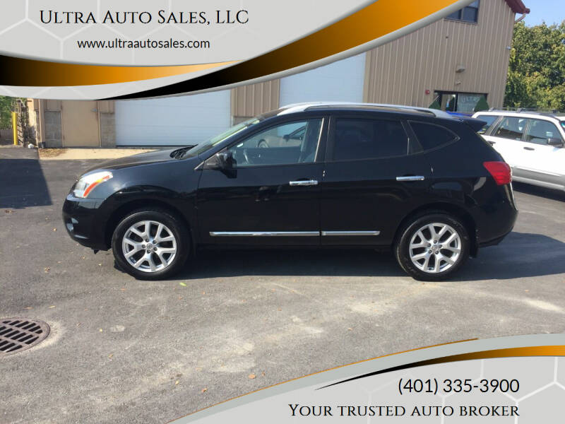 2012 Nissan Rogue for sale at Ultra Auto Sales, LLC in Cumberland RI