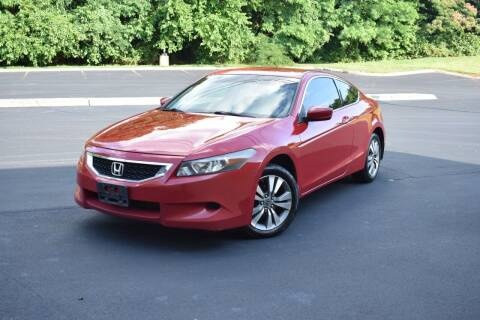 2008 Honda Accord for sale at Alpha Motors in Knoxville TN