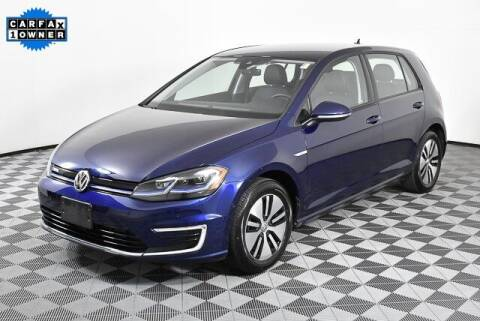 2019 Volkswagen e-Golf for sale at Southern Auto Solutions - Georgia Car Finder - Southern Auto Solutions-Jim Ellis Volkswagen Atlan in Marietta GA