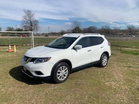 2016 Nissan Rogue for sale at LA PULGA DE AUTOS in Dallas TX