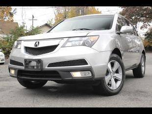 2011 Acura MDX for sale at Rockland Automall - Rockland Motors in West Nyack NY