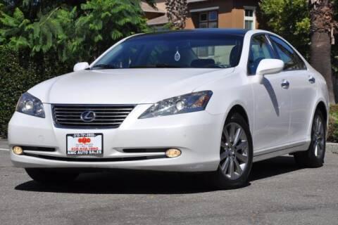2008 Lexus ES 350 for sale at AMC Auto Sales Inc in San Jose CA