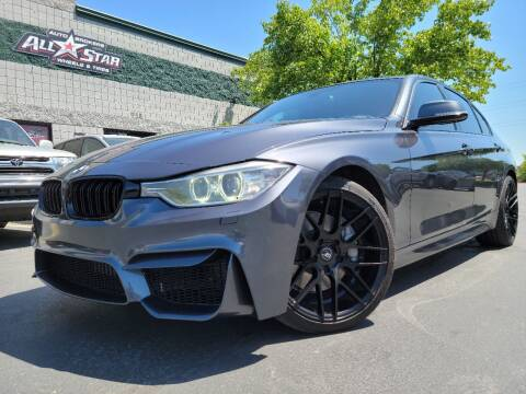 2013 BMW 3 Series for sale at All-Star Auto Brokers in Layton UT