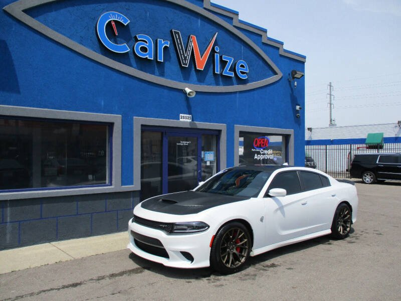 2016 Dodge Charger for sale at Carwize in Detroit MI